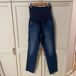 Old Navy Maternity skinny jeans in size 10